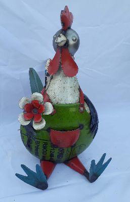 Rooster flower 39 cm